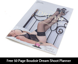 Boudoir Dream Shoot Planner